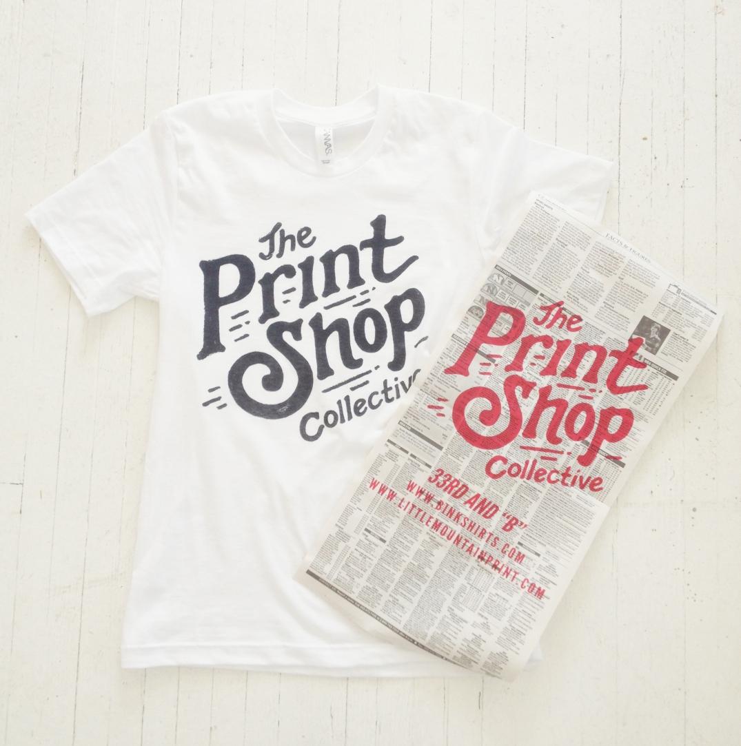 print shop promo